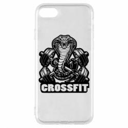 Чохол для iPhone 8 Кобра CrossFit