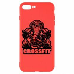 Чохол для iPhone 8 Plus Кобра CrossFit