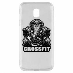 Чохол для Samsung J3 2017 Кобра CrossFit