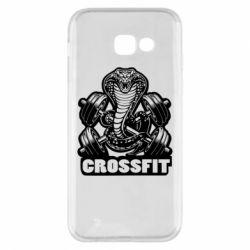 Чохол для Samsung A5 2017 Кобра CrossFit