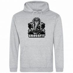 Мужская толстовка Кобра CrossFit - FatLine