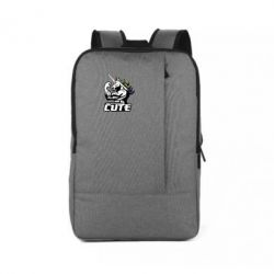Рюкзак для ноутбука Кого ти назвав милим