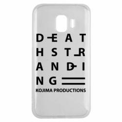 Чохол для Samsung J2 2018 Kojima Produ