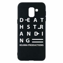 Чохол для Samsung J6 Kojima Produ