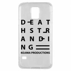 Чохол для Samsung S5 Kojima Produ