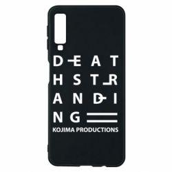 Чохол для Samsung A7 2018 Kojima Produ