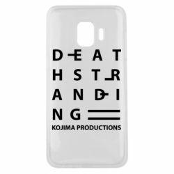 Чохол для Samsung J2 Core Kojima Produ
