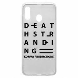 Чохол для Samsung A20 Kojima Produ