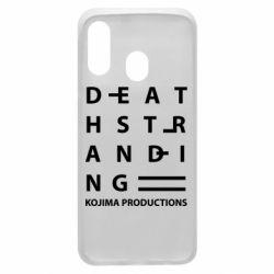 Чохол для Samsung A40 Kojima Produ