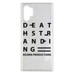 Чохол для Samsung Note 10 Plus Kojima Produ