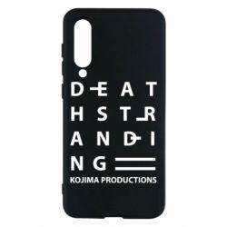 Чохол для Xiaomi Mi9 SE Kojima Produ