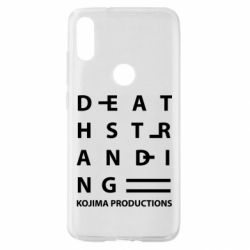 Чохол для Xiaomi Mi Play Kojima Produ