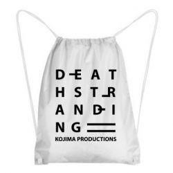 Рюкзак-мішок Kojima Produ