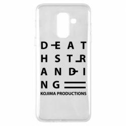 Чохол для Samsung A6+ 2018 Kojima Produ