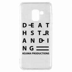 Чохол для Samsung A8 2018 Kojima Produ