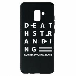 Чохол для Samsung A8+ 2018 Kojima Produ