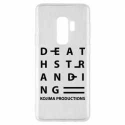 Чохол для Samsung S9+ Kojima Produ
