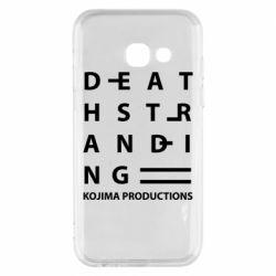 Чохол для Samsung A3 2017 Kojima Produ