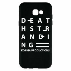 Чохол для Samsung A7 2017 Kojima Produ