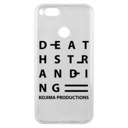 Чохол для Xiaomi Mi A1 Kojima Produ