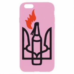 Чехол для iPhone 6 Plus/6S Plus Коктейль Молотова