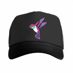 Кепка-тракер Kolibri Art