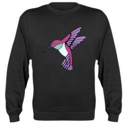 Реглан (свитшот) Kolibri Art