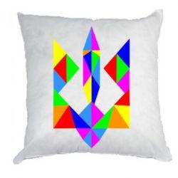 Подушка Кольоровий герб