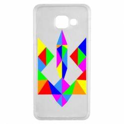 Чехол для Samsung A3 2016 Кольоровий герб