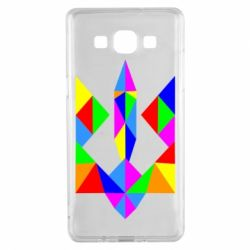 Чехол для Samsung A5 2015 Кольоровий герб