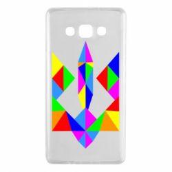 Чехол для Samsung A7 2015 Кольоровий герб