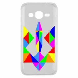 Чехол для Samsung J2 2015 Кольоровий герб