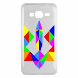 Чехол для Samsung J3 2016 Кольоровий герб