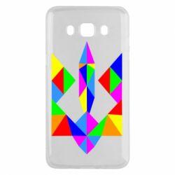 Чехол для Samsung J5 2016 Кольоровий герб