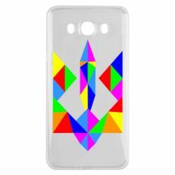 Чехол для Samsung J7 2016 Кольоровий герб