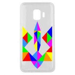 Чехол для Samsung J2 Core Кольоровий герб