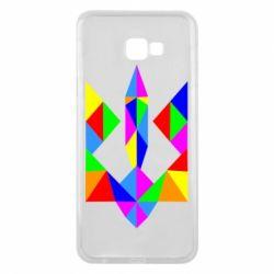Чехол для Samsung J4 Plus 2018 Кольоровий герб