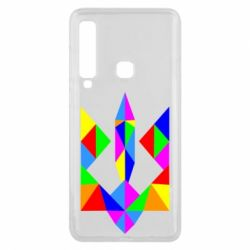 Чехол для Samsung A9 2018 Кольоровий герб