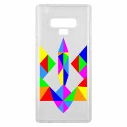 Чехол для Samsung Note 9 Кольоровий герб