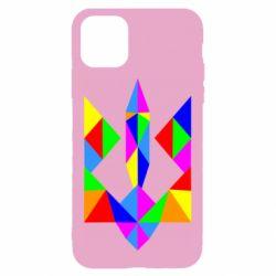 Чехол для iPhone 11 Кольоровий герб