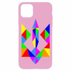Чехол для iPhone 11 Pro Кольоровий герб