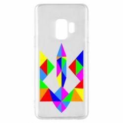 Чехол для Samsung S9 Кольоровий герб