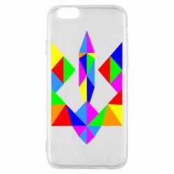 Чехол для iPhone 6/6S Кольоровий герб