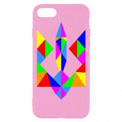 Чехол для iPhone 8 Кольоровий герб