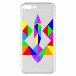 Чехол для iPhone 8 Plus Кольоровий герб