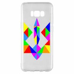 Чехол для Samsung S8+ Кольоровий герб