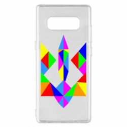 Чехол для Samsung Note 8 Кольоровий герб