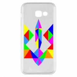 Чехол для Samsung A5 2017 Кольоровий герб