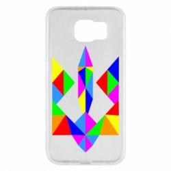 Чехол для Samsung S6 Кольоровий герб