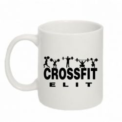 Кружка 320ml Комплекс CrossFit - FatLine